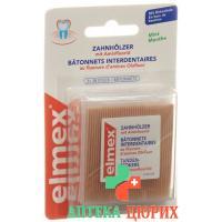 Elmex Zahnholzer 3x 38 штук