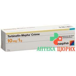 Тербинафин Мефа крем 15 грамм