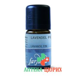 Farfalla Lavendel Fein эфирное масло Demeter 10мл