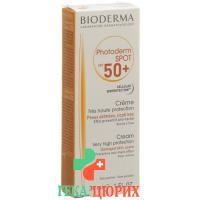 Bioderma Photoderm Spot крем Sonnenschutzfaktor 50+ 30мл