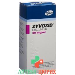 Зивоксид 20 мг/мл 150 мл суспензия