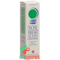 Доктор Раппай освежитель для носа с декспантенолом спрей с дозатором 30 мл