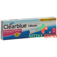 Clearblue Visual Schwangerschaftstest 1 штука