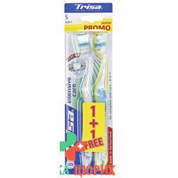 Trisa Intensive Care зубная щётка Soft Duo 2 штуки