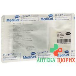 Mediset Wundversorgungsset mit Knopfkanule A1562