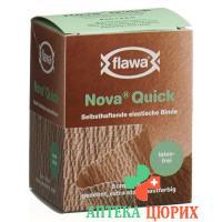 Flawa Nova Quick самоклеющиеся бинт 8смx3.5м