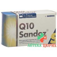 Q10 Sandoz в капсулах 30мг 100 штук