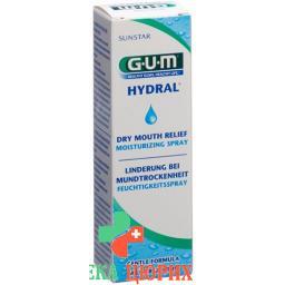 Gum Sunstar Hydral Feuchtigkeitspray 50мл