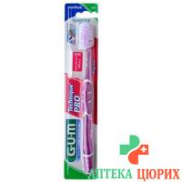 Gum Sunstar Technique Pro зубная щётка Full Medium
