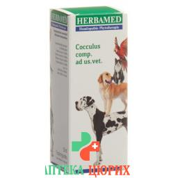 Herbamed Cocculus Comp Ad Us Vet 50мл