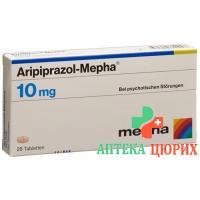 Арипипразол Мефа 10 мг 98 таблеток