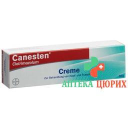 Канестен крем 10 мг/г тюбик 50 г