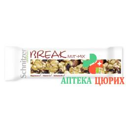 Schnitzer Break Nut-Mix 24x 40г