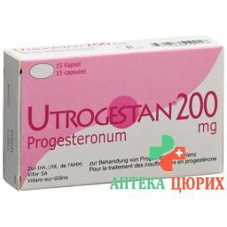 Утрожестан 200 мг 45 капсул