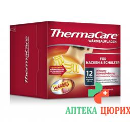 Thermacare Nacken Schulter Armauflage 9 штук