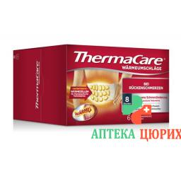 Thermacare Ruckenumschlag S-xl 6 штук