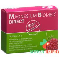 Magnesium Biomed Direct в гранулах Stick 30 штук