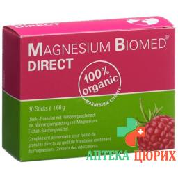 Magnesium Biomed Direct в гранулах Stick 30 штук