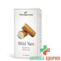 Фитофарма Дикий Ямс 400 мг 80 капсул