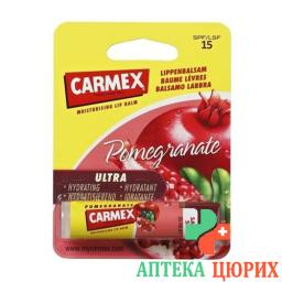CARMEX LIPPENBALSAM PREM POMEG