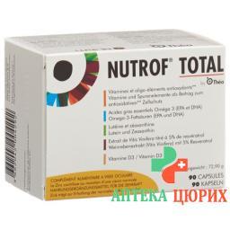 NUTROF TOTAL VIT SPURENE OMEGA