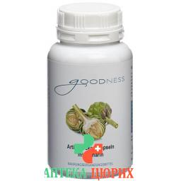 GOODNESS ARTISCHOCKEN 500MG