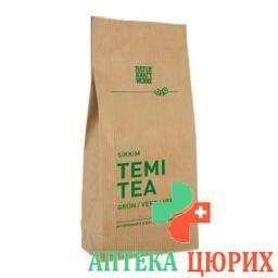 Натюркрафтверке Теми Сикким зеленый чай Био 100 г