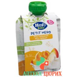 HERO BABY SMOOTH PETIT MULTIFR