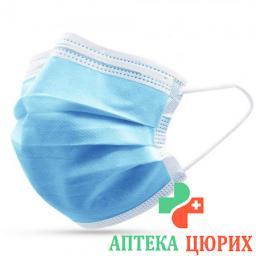 Гигиеническая защитная маска для лица ЕН149 50 шт.