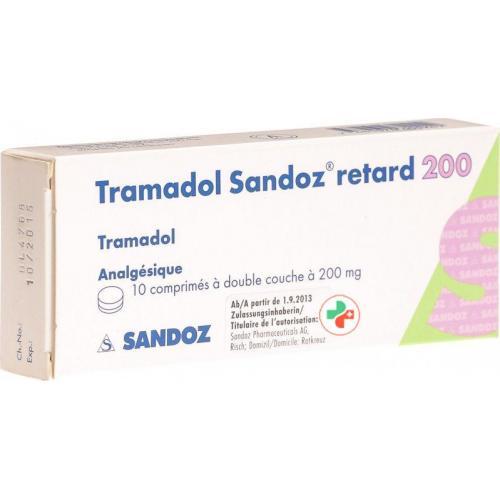 Tramadol 200 mg cena