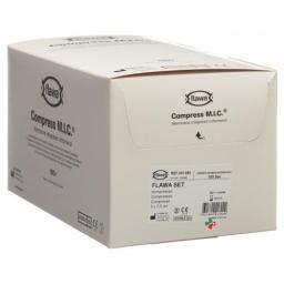 Flawa Mic Kompressen 5x7.5см стерильный 100 пакетиков