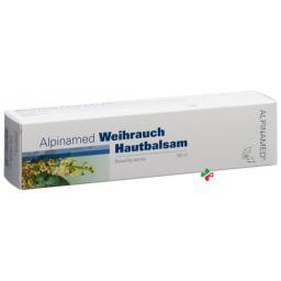 Alpinamed Weihrauch Hautbalsam для сухой кожи 100мл