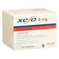 Ксефо 8 мг 100 таблеток