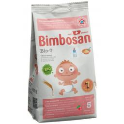 Бимбосан Био-7 для детей с большим аппетитом, без сахарапорошок 300 грамм