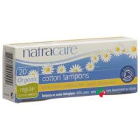 Natracare Tampons Normal 20 штук