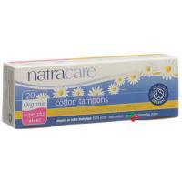 Natracare Tampons Super Plus 20 Stucl