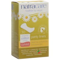 Natracare Curved-Slipeinlagen 30 штук