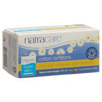 Natracare Tampons Super с апликатором 16 штук