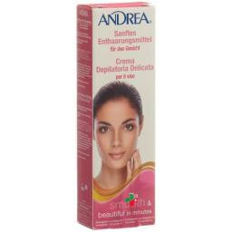 Andrea Enthaarungscreme fur Gesicht