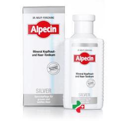 Alpecin Silver Haartonikum Mineral 200мл