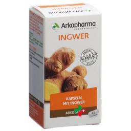 Arkogelules Ingwer в капсулах 45 штук