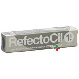 Рефектоцил  краска для ресниц  1.1 графитовый
