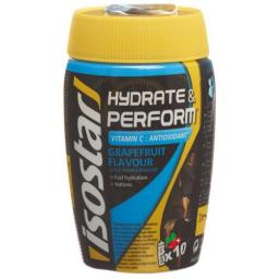 Isostar Hydrate & Perform Fresh порошок 400г