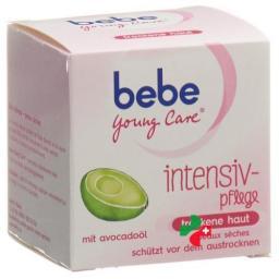 Bebe Young Care Intensive крем Topf 50мл