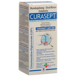 Curasept 220 ополаскиватель для полости рта 0.2% 200мл