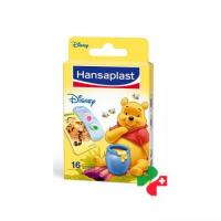 Hansaplast Strips Winnie The Pooh 16 штук