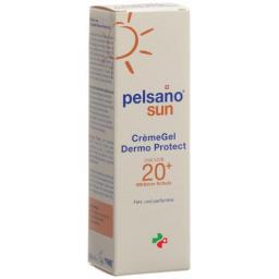 Pelsano sun кремGel 20+ 100мл