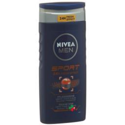 Nivea гель для душа Sport For Men 250мл