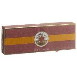Roger Gallet Bois d'Orange Seifencoffret 3x 100г