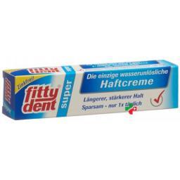 Fittydent Super Haftcreme 40г